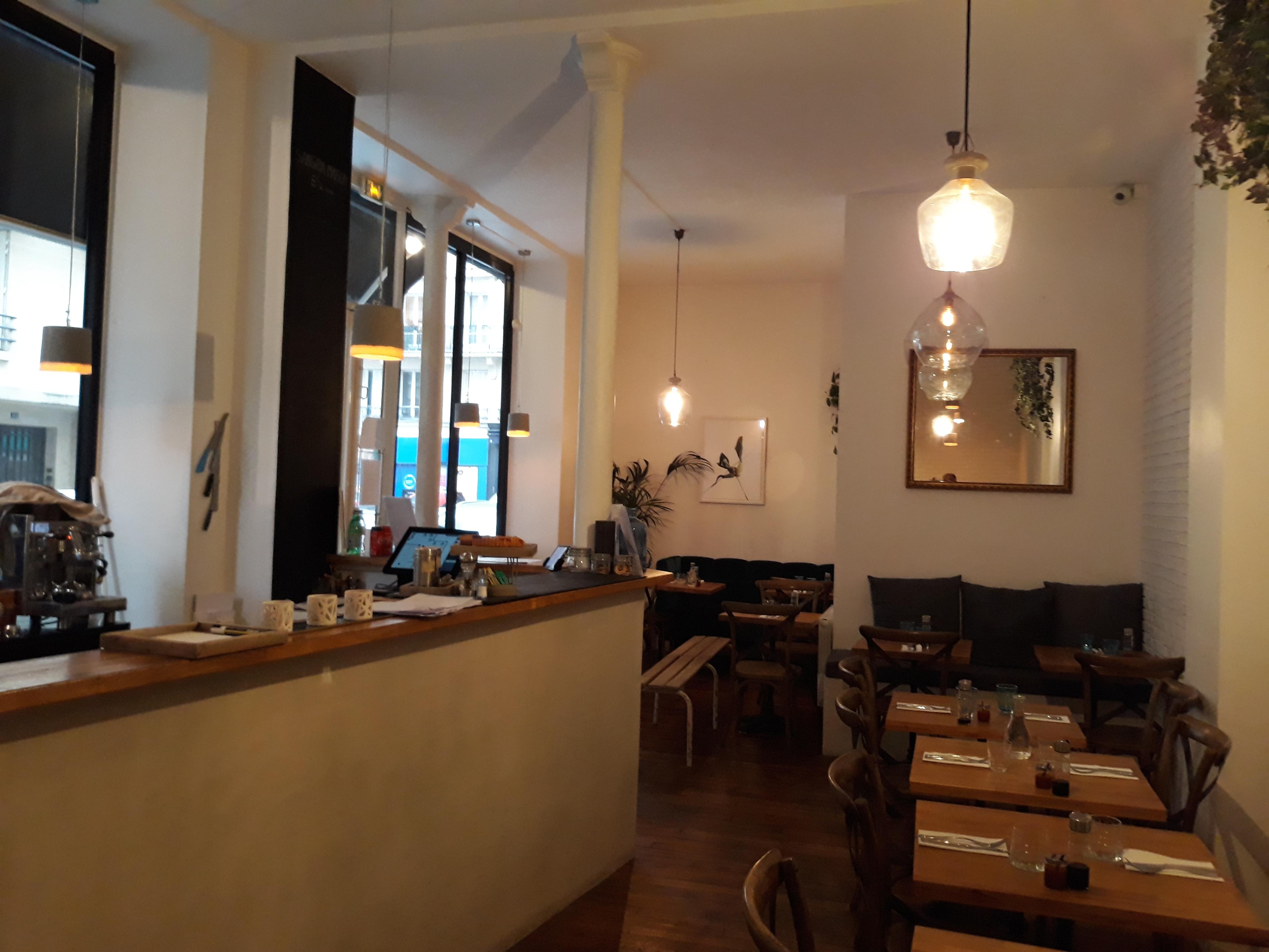 Restaurant attractif dans le quartier Saint-Placide