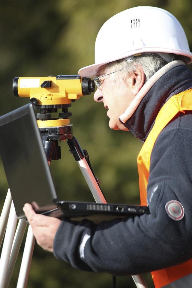 Land Surveying Business
