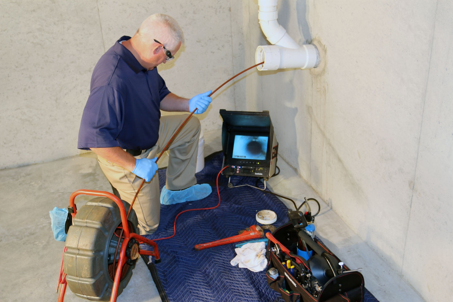 Established Sewer Cleaning and Plumbing
