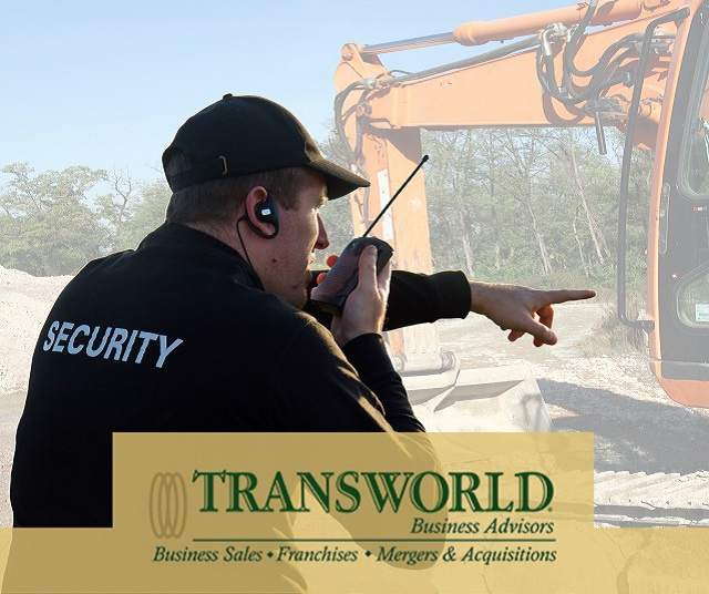 Growing Security Guard Company