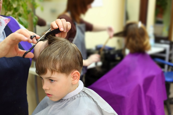 Kids Hair Styling Salon Featuring Games In Aggieland For Sale!