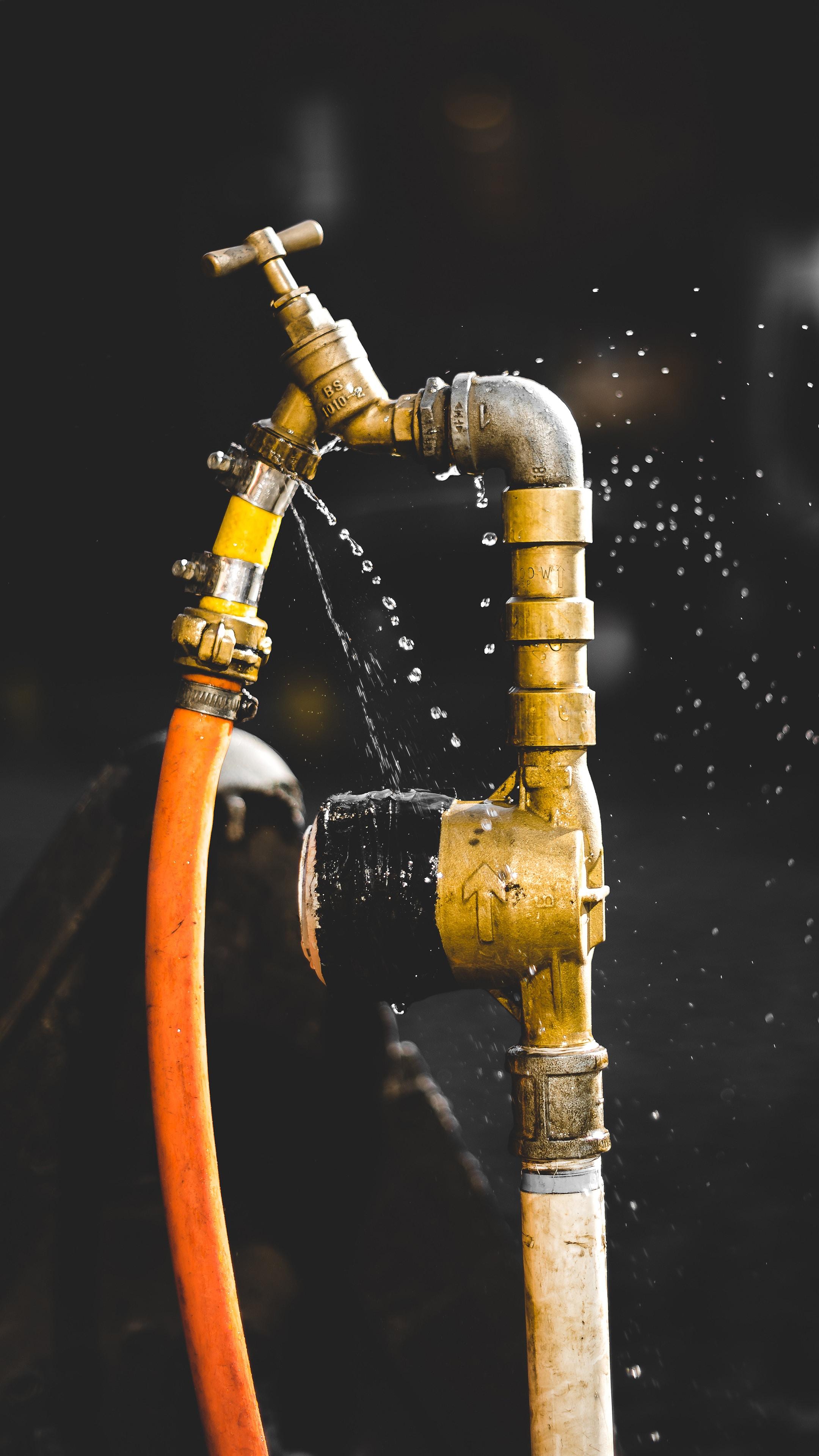 Show Me The Plumbing