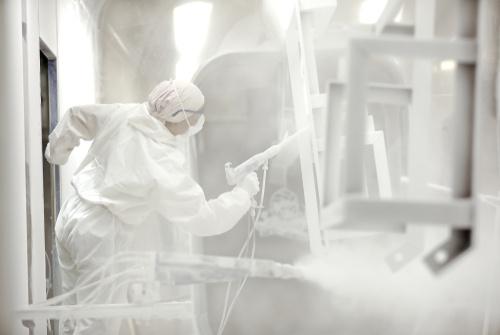 Long-Established Powder Coating Company in Fresno County