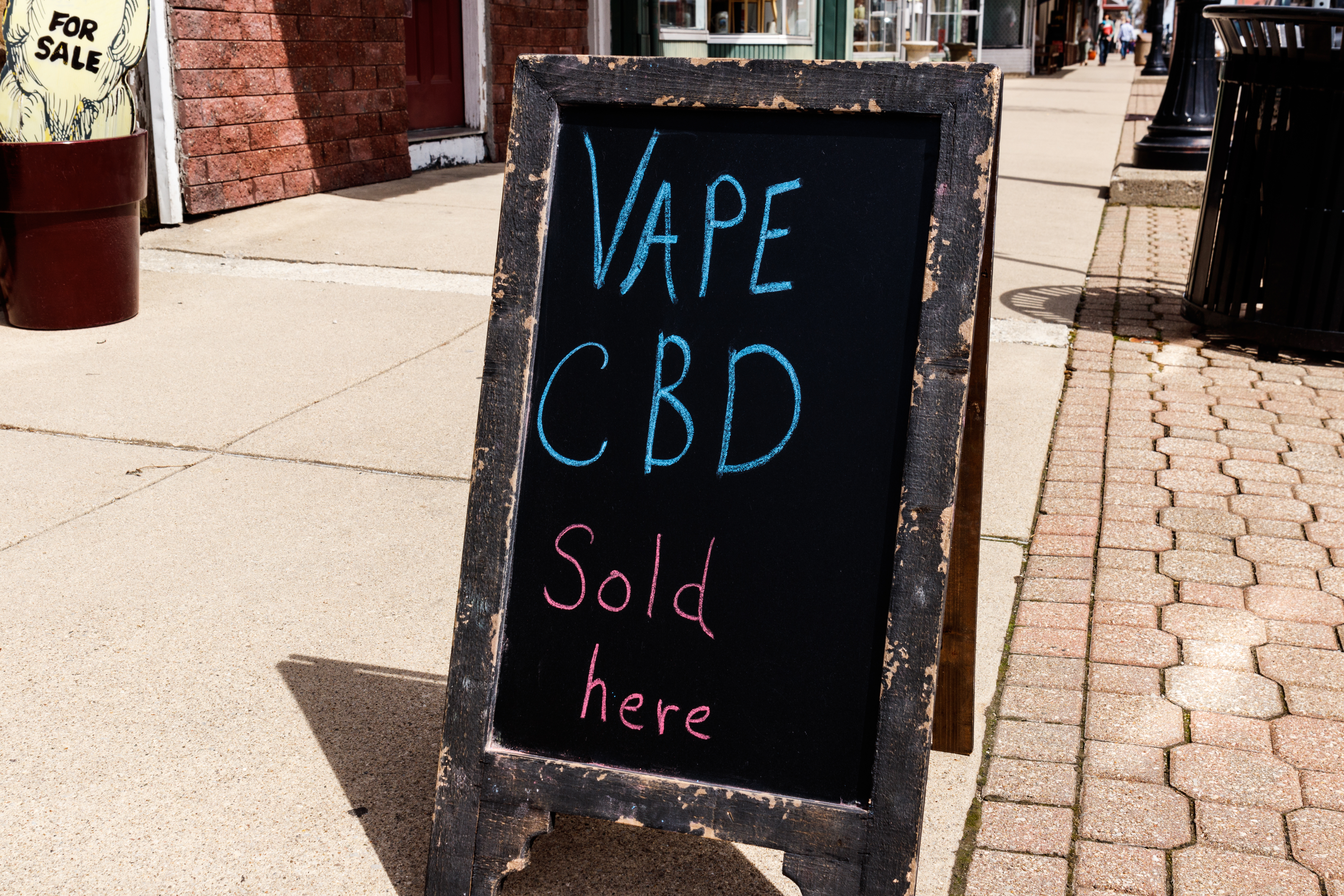 Area's Best CBD and Vape Shop - (Solano County)