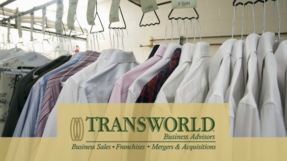 35 Year Old Established Dry Cleaners!