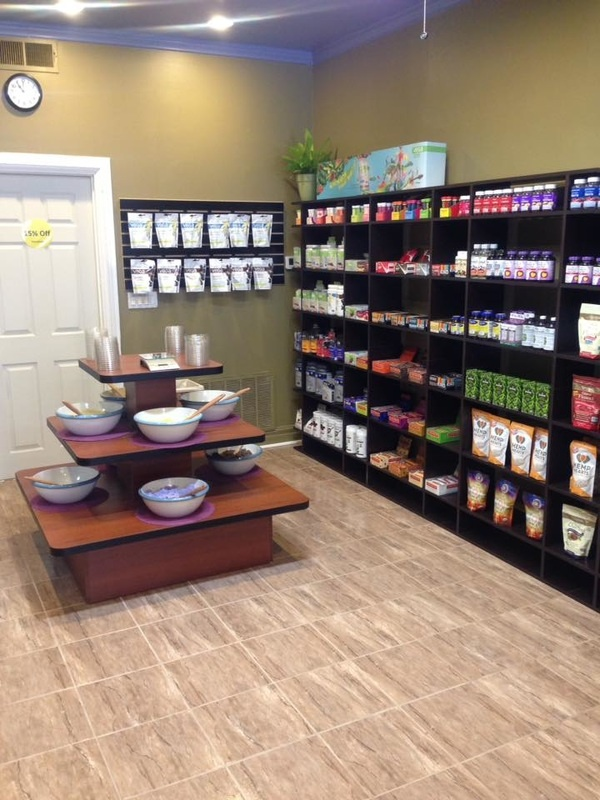Reduced Price Turn Key Nutritional & Wellness Outlet
