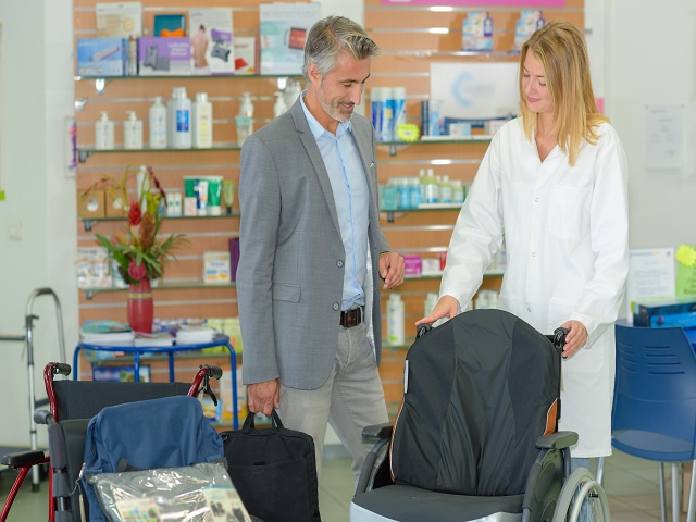 Medical Retail and Supplier