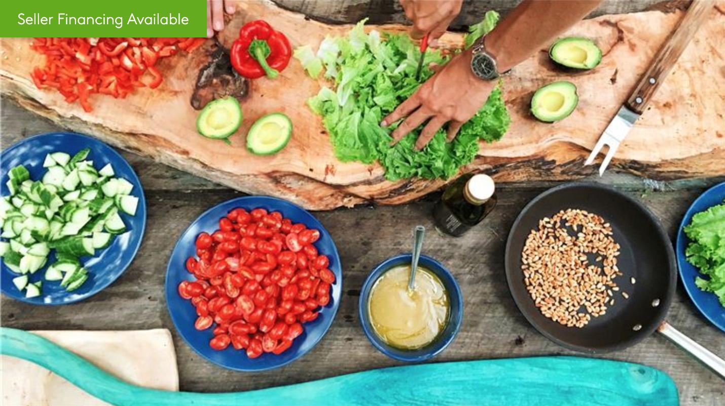 Established Healthy Food & Meal Prep Franchise Resale