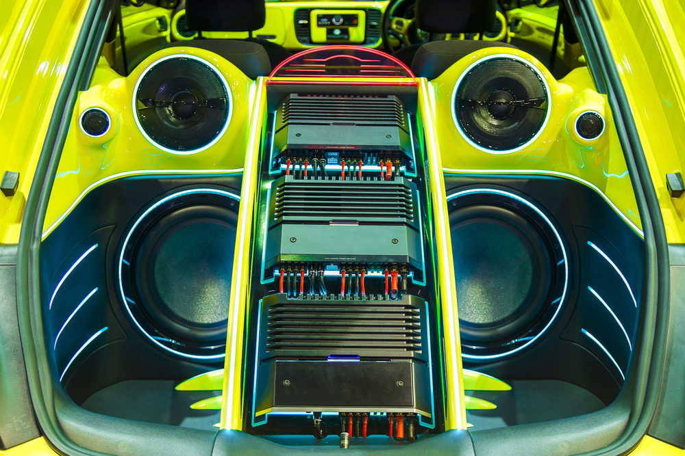 Custom Car Audio/Stereo Shop - San Joaquin County