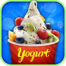Franchised Frozen Yogurt Shop
