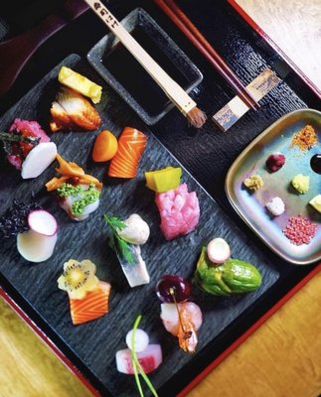 Gourmet Sushi Restaurant in Exclusive Area of North Dallas
