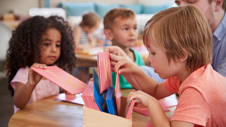 Montessori Preschool in a Highly Desirable Suburb