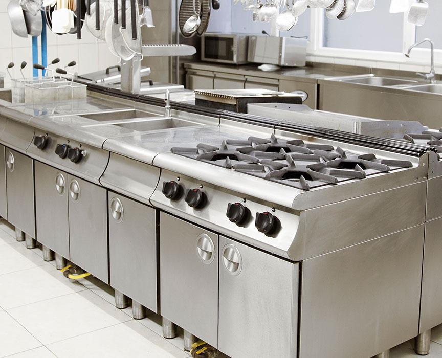 Restaurant Equipment Retail Business - Great Location