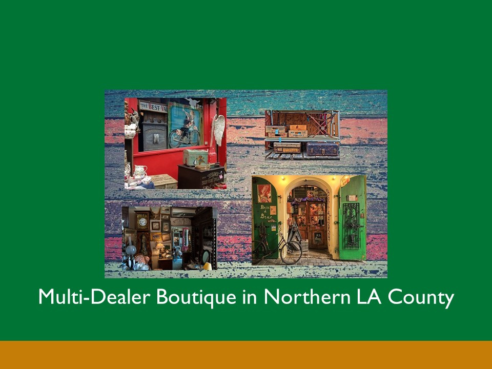 Multi-Dealer Boutique in Northern LA County