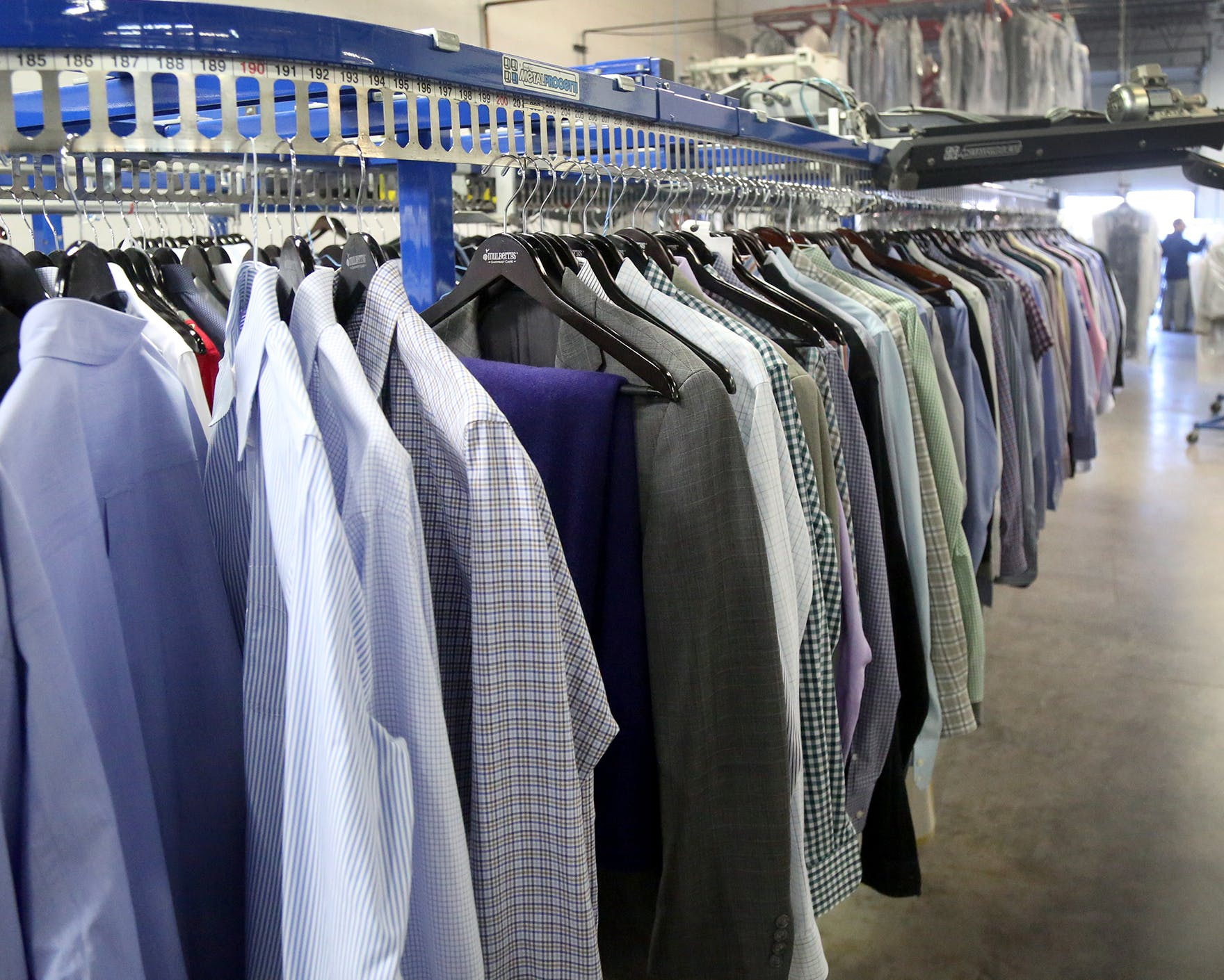 Dry Cleaning Plant & Store for Sale