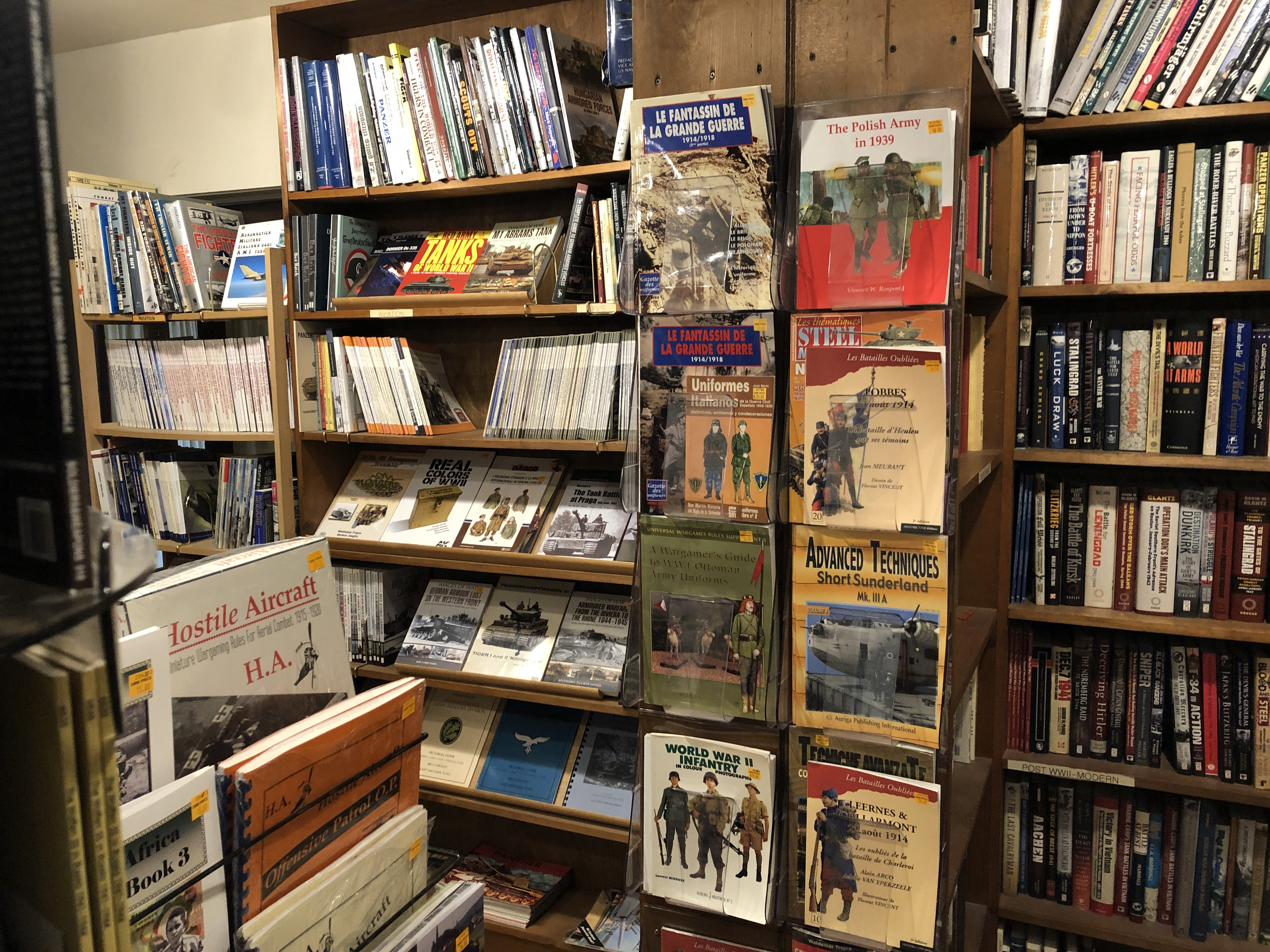 Profitable and established bookstore business for Sale