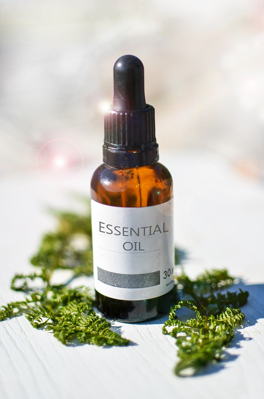 Essential Oils-Asset Sale