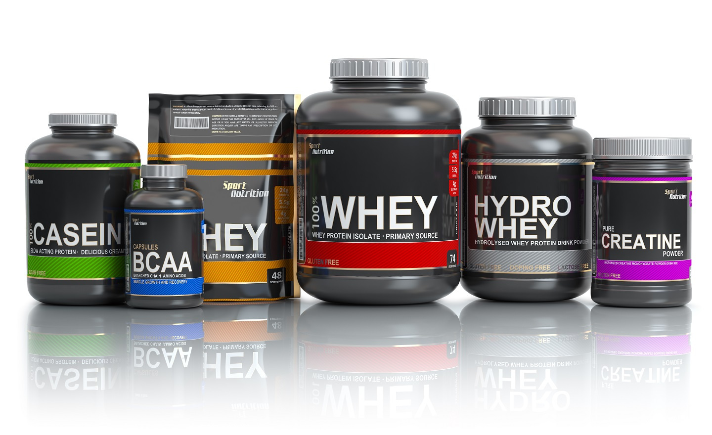 Two Highly Profitable Supplement and Nutrition Stores in Central