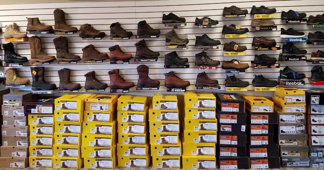 Industrial Footwear Specialty Retail Business