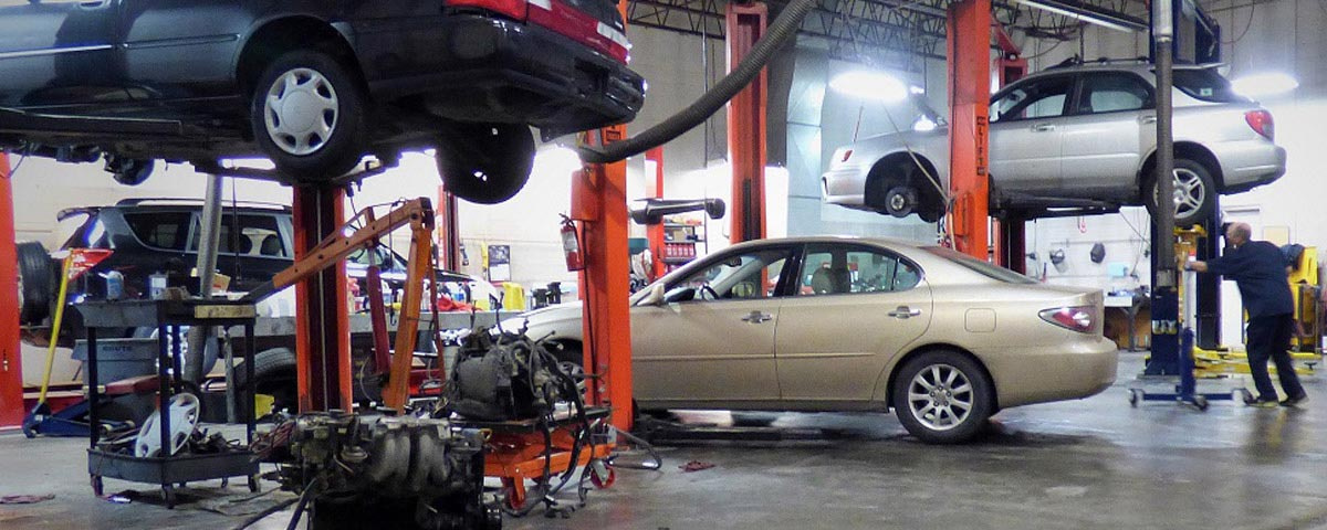Established, Profitable Auto Repair Shop in the Heart of the Bay