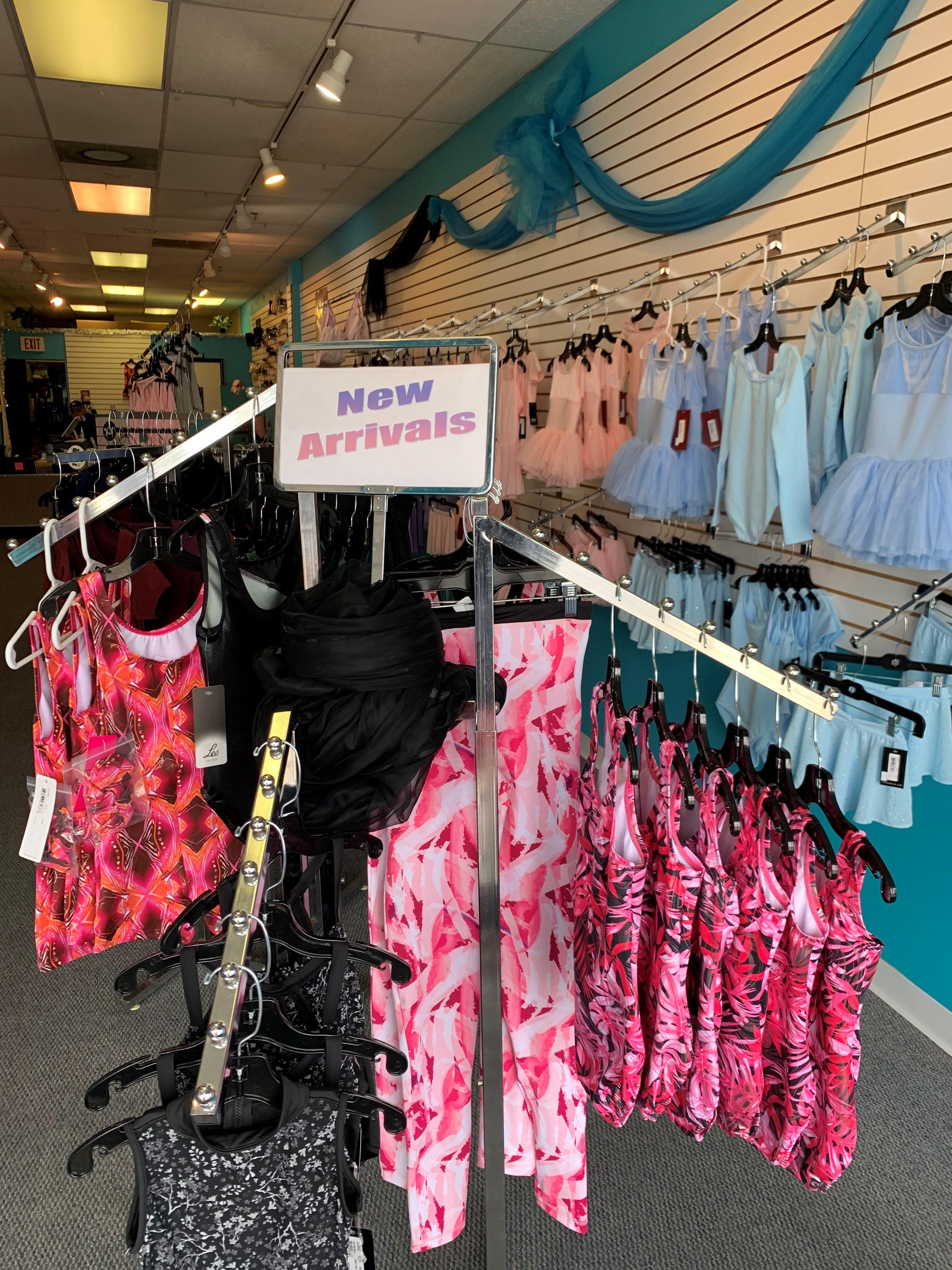 Established  Dance Apparel Store For Sale