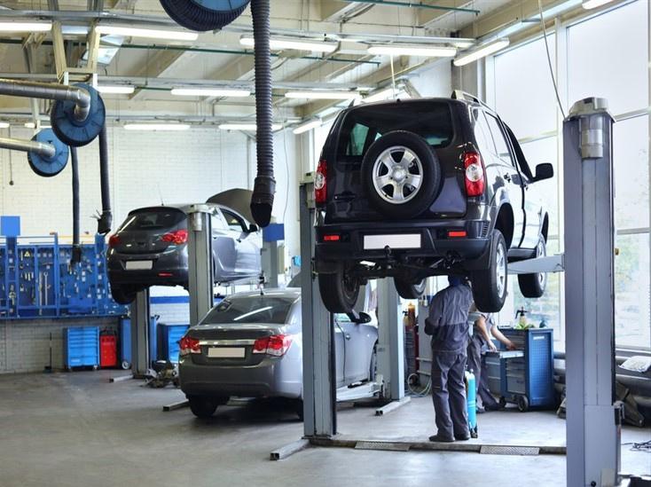Auto Repair Shop N Metro ATL