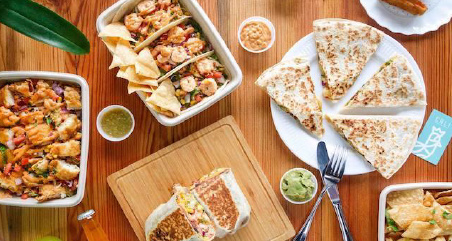 Fast Casual Tex-Mex Restaurant Chain