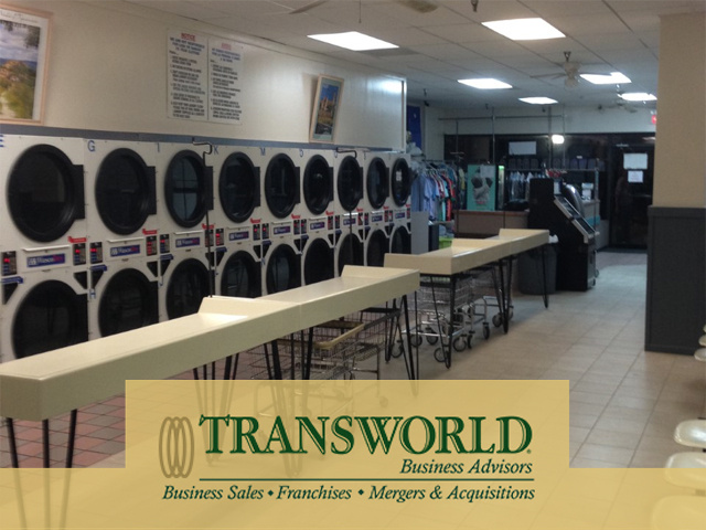 Wash and Fold Coin Laundry and Drop Store