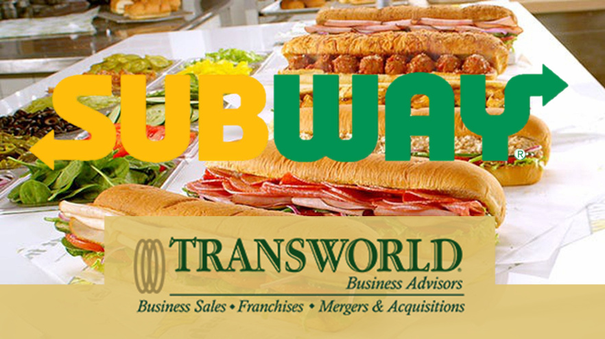 Subway Franchise - Great Location - Lots of Untapped Potential