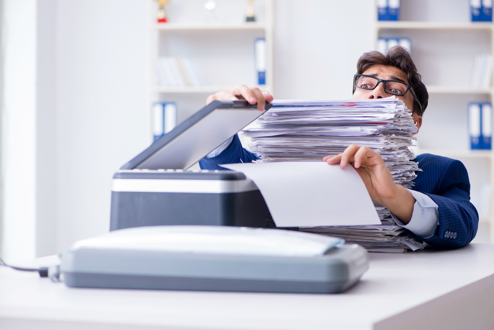 Minnesota Document Scanning Services Business