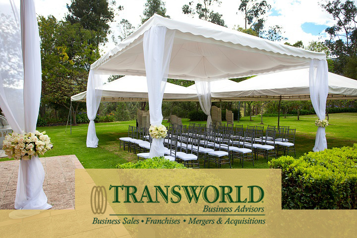 South Florida Party Tent Rental Business for Sale