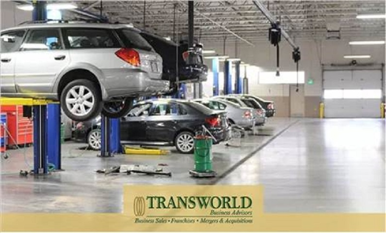 68595-RB Franchised Automotive Repair Shop for Sale in Essex County VA