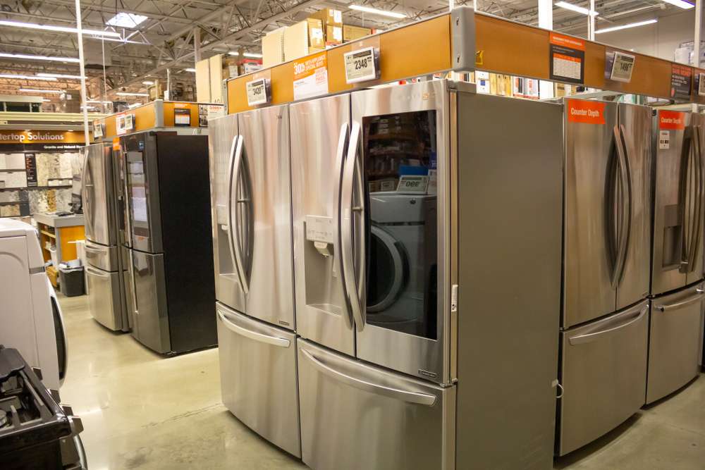 Large Appliance Retailer & Service Center San Joaquin County
