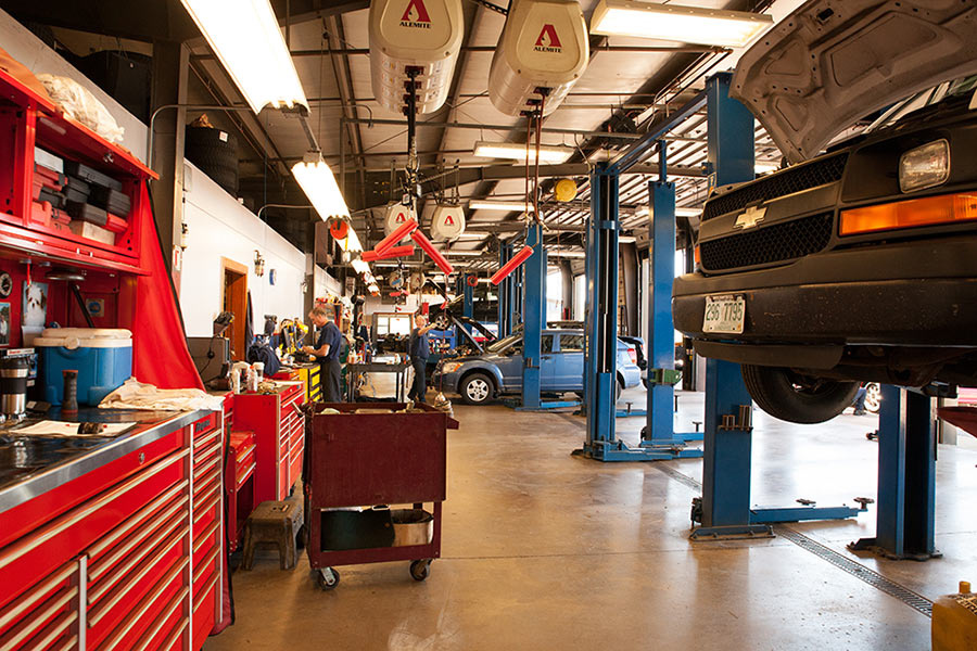 Automotive and Tire Service Center 50 Yr Location Owner RETIRING