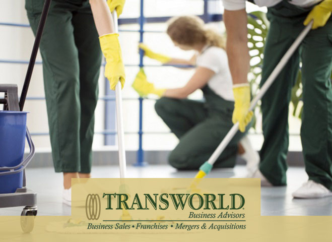 Outstanding Commercial Janitorial Business