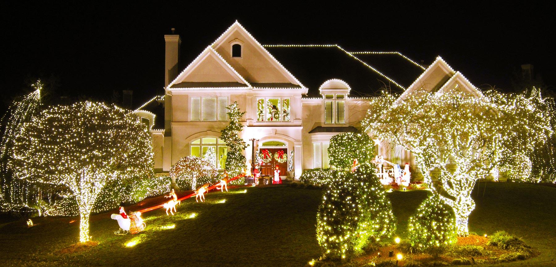 Profitable Holiday Lighting Business