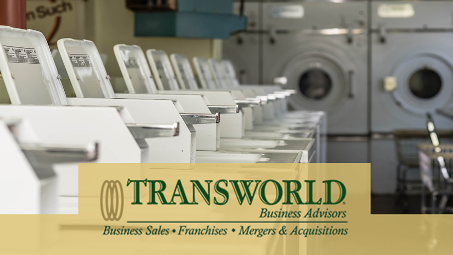 Coin-Operated Laundromat for Sale in Houston!