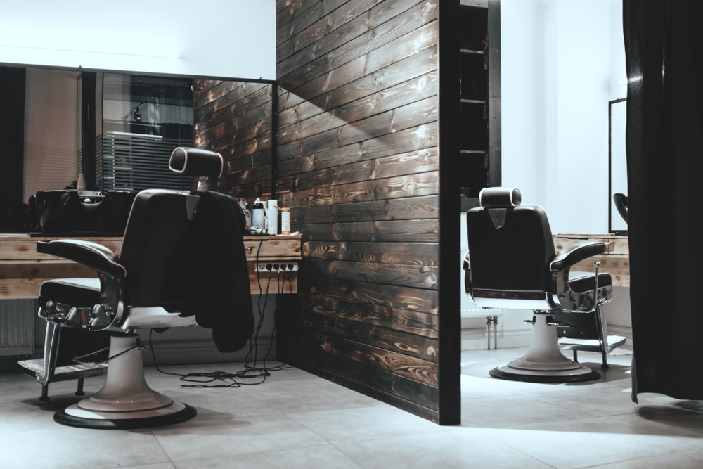 Beautifully Remodeled Salon/Barber Shop in Modesto Ca.