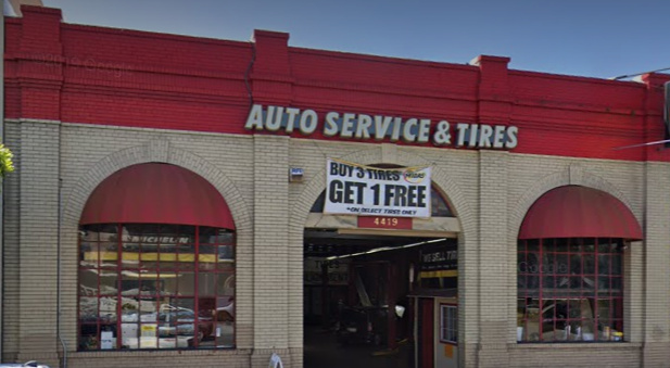 Successful, Prominent Auto Repair Franchise in the Heart of SF