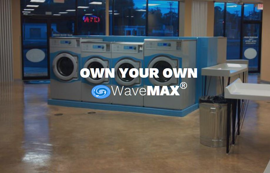 WaveMAX Laundry - Franchise