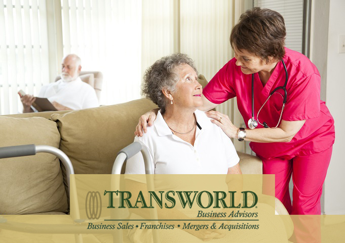 Growing In Home Senior Care Franchise For Sale