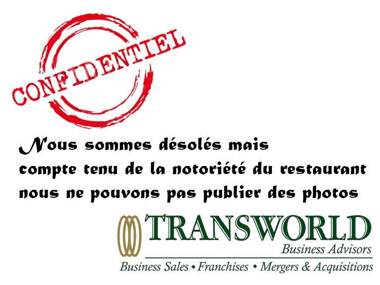 Restaurant rapide d'une enseigne nationale à PARIS 02 - Empl.N°1