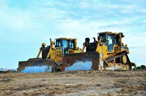 Working Farm & Excavation Construction Company Assets