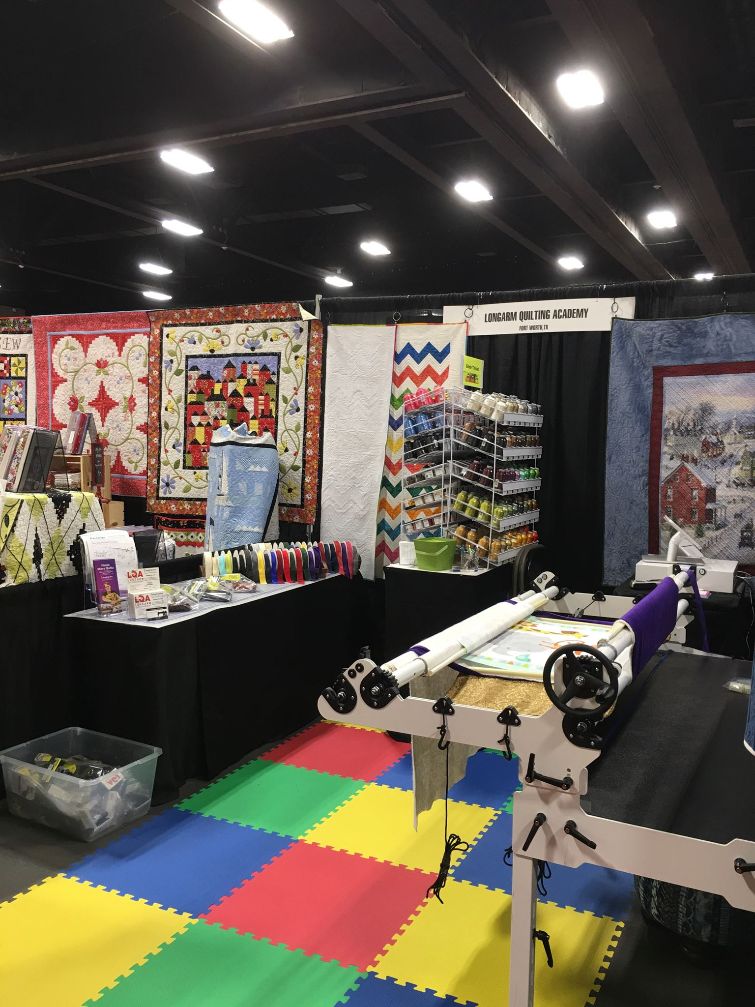 Highly Successful Quilting Hobby Store