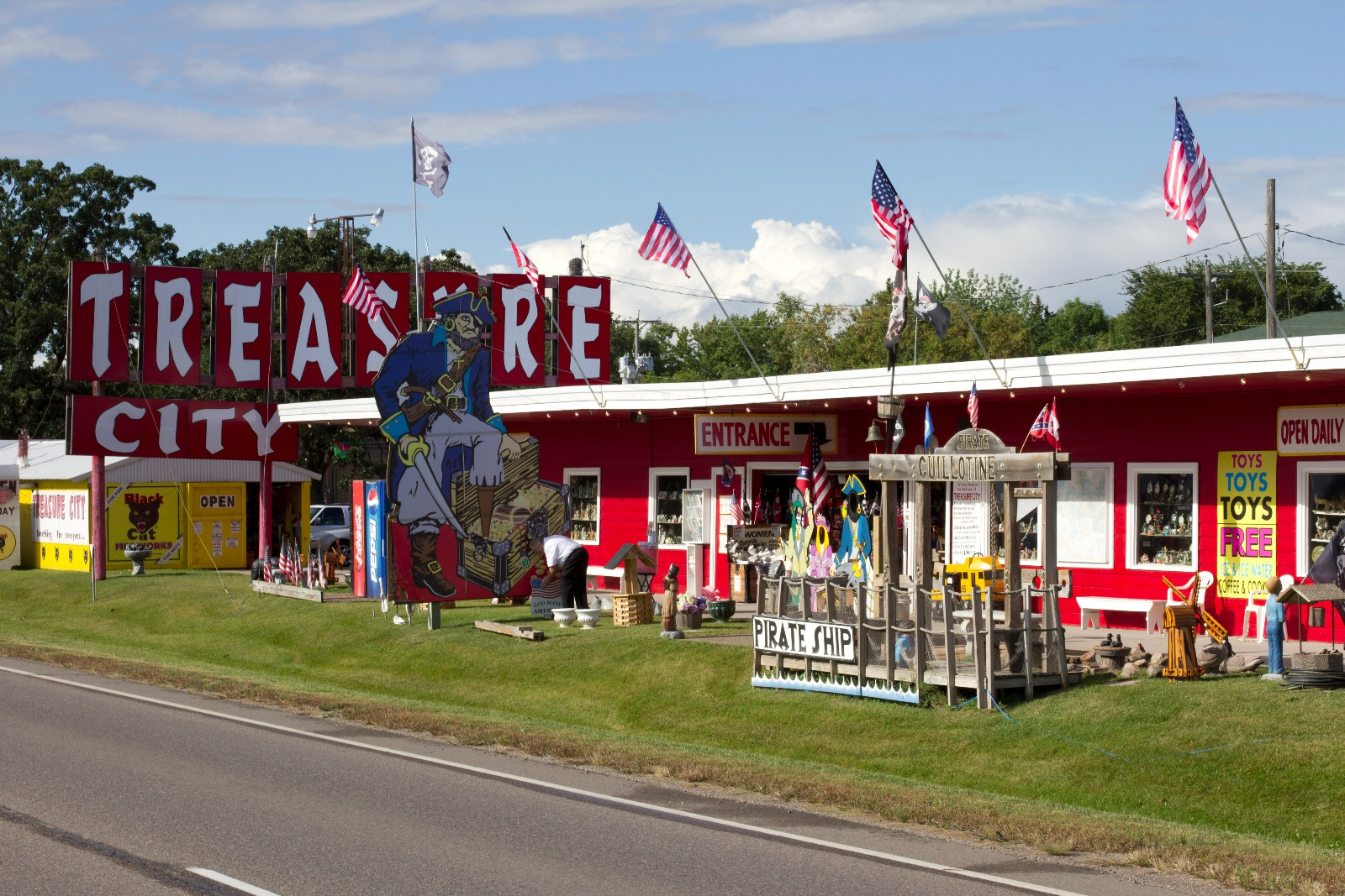 Iconic-Treasure City, Royalton, MN-For Sale
