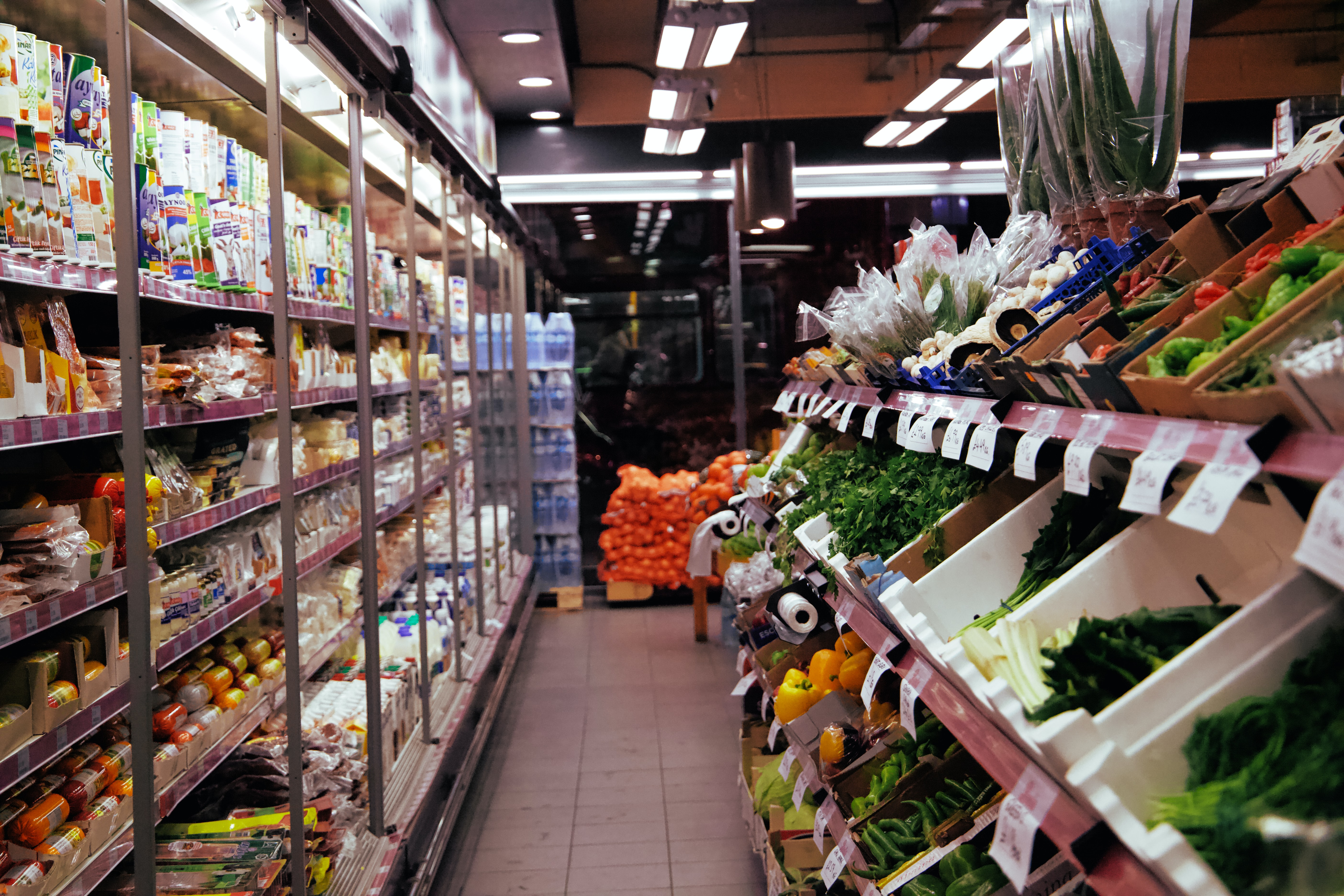 Profitable grocery store can be the best option for you