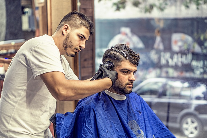 Well-Established Barber Shop or Salon