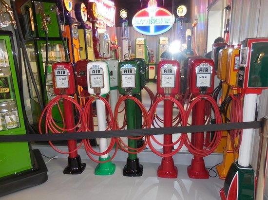 Air Meters Restoration and Gasoline memorabilia Business