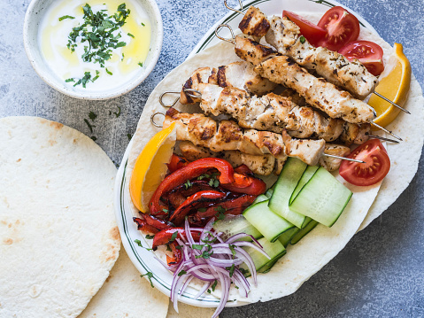 Fast-Casual Turn Key Mediterranean Grill