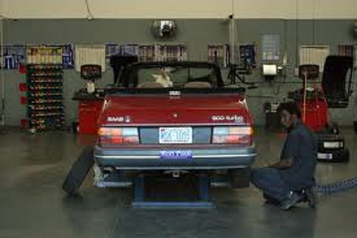 Profitable Seven-Bay Automotive Repair Shop with Real Estate